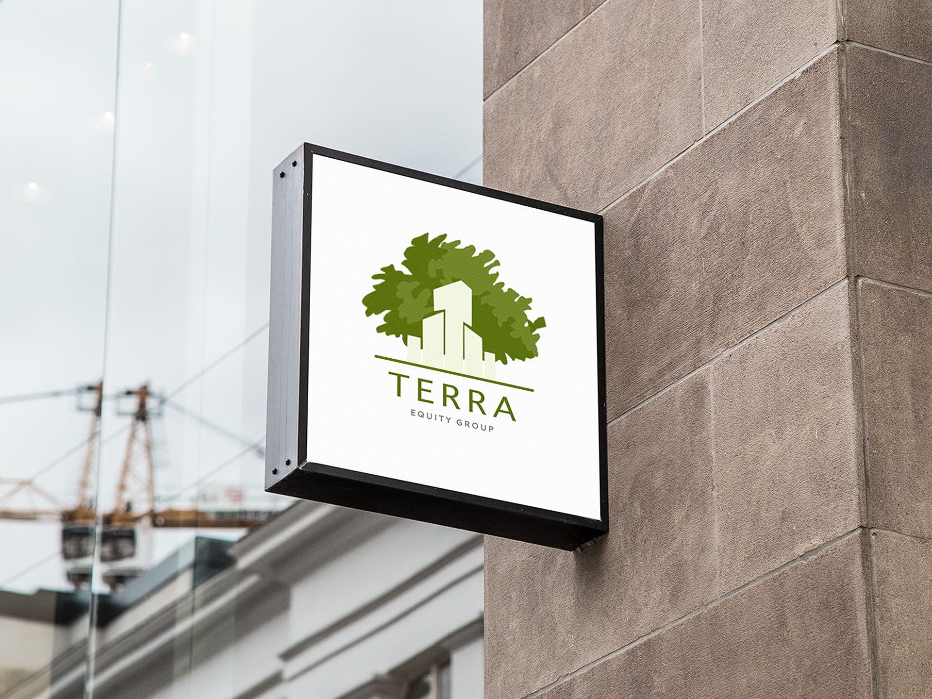 Brand Identity work for Terra